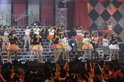 指原莉乃プロデュース「ゆび祭り~アイドル臨時総会~」がBD/DVDで発売決定