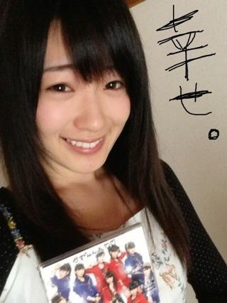 「いこまびより」第18回、総選挙はHKT朝長美桜を応援