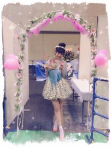 20歳の生誕祭を祝われた西野七瀬