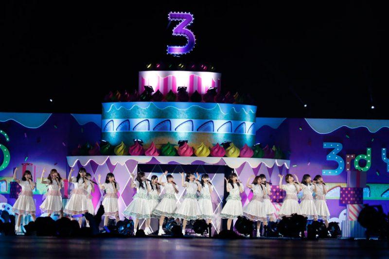 乃木坂46、デビュー3周年西武ドームライブがBlu-ray&DVDで発売決定