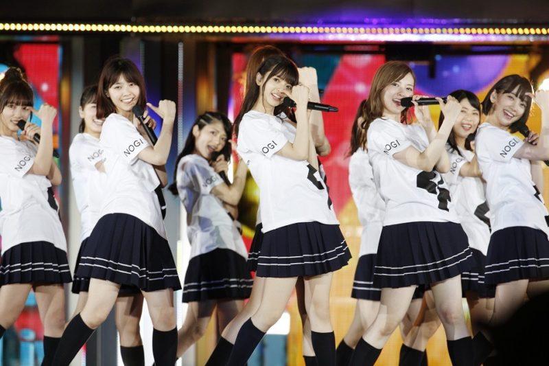 新曲『ジコチューで行こう!』を初披露した選抜メンバー(「乃木坂46 真夏の全国ツアー2018 ~6th YEAR BIRTHDAY LIVE~」DAY3)