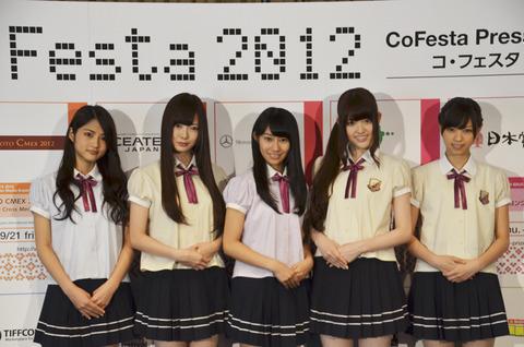 明日の乃木坂46全国握手会で新商品販売開始