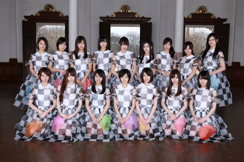 乃木坂46「制服のマネキン」が『2013HBCカップジャンプ』ED曲に