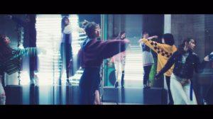 乃木坂46・1期生『Against』MVの1シーン