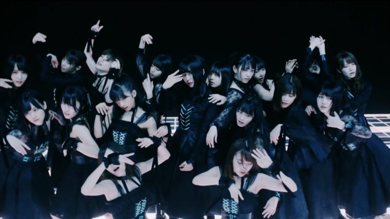 坂道AKB『国境のない時代』MV