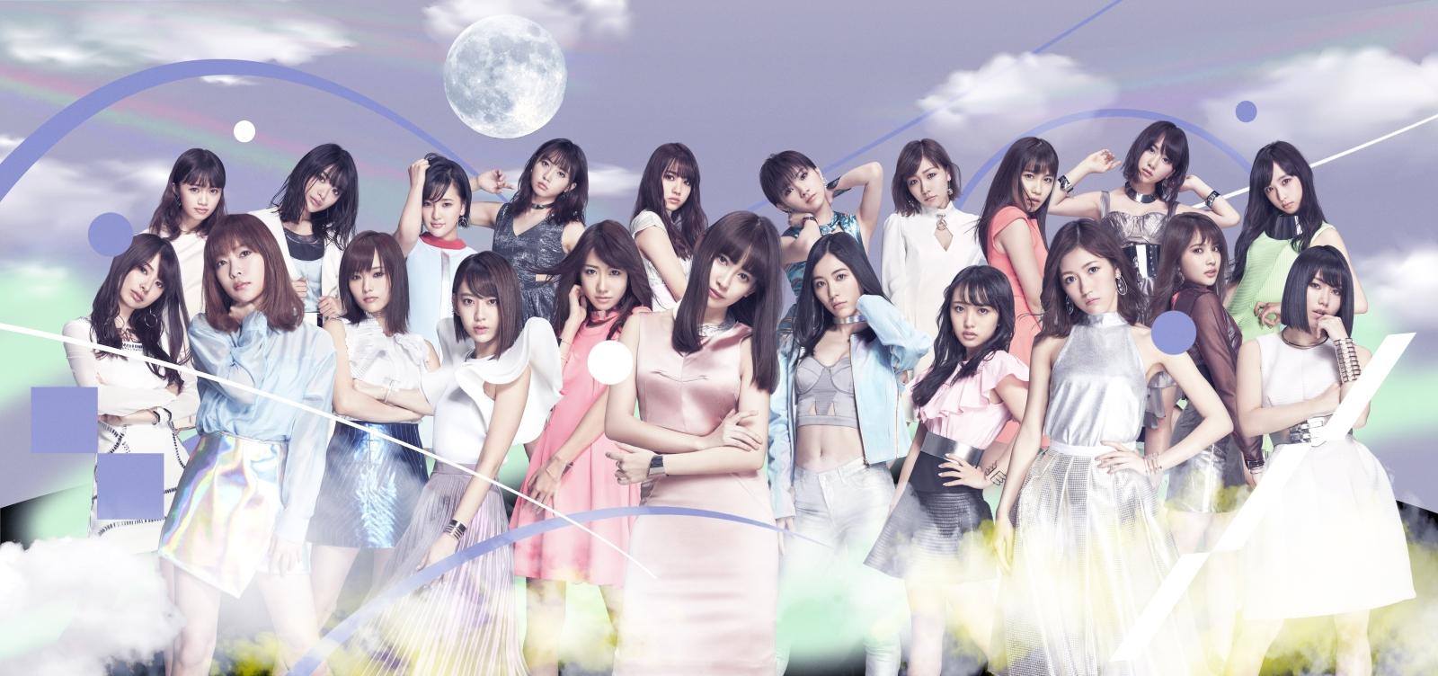 AKB48、小嶋陽菜卒業シングルで「坂道AKB」 乃木坂46&欅坂46とコラボユニット結成