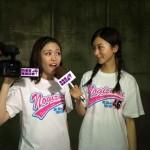 乃木坂46の神宮球場ライブにNHK「乃木坂46 SHOW!」が潜入、かりんと琴子が舞台裏リポート