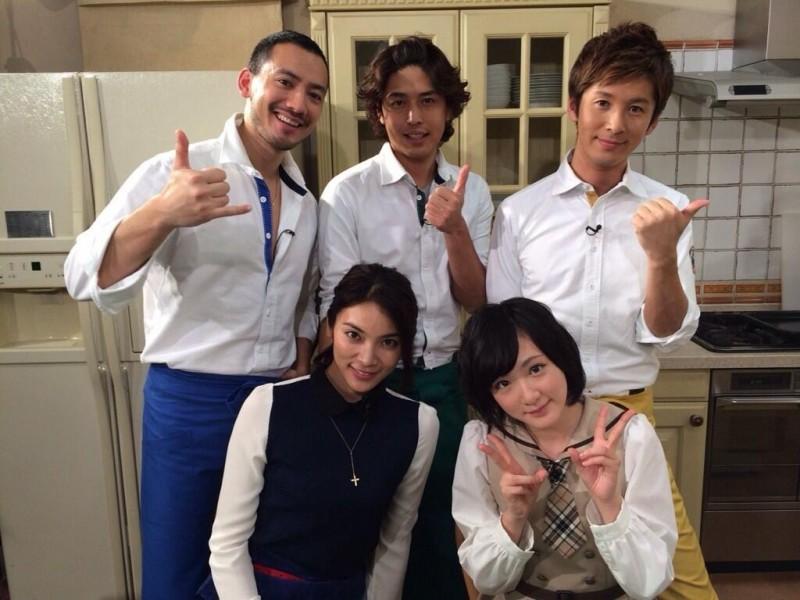 乃木坂46生駒里奈が「ハンサムキッチン」で秋元才加と共演