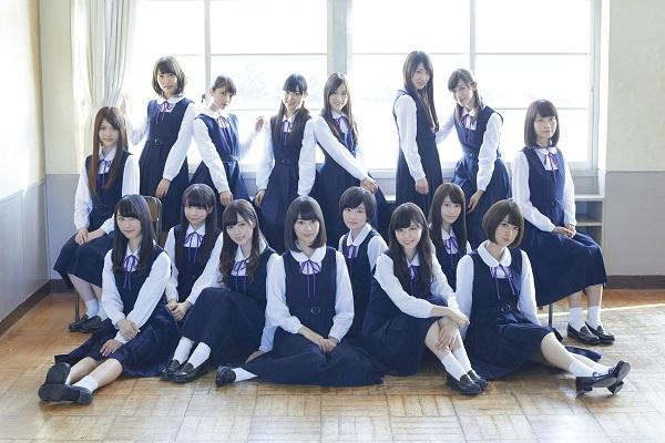 乃木坂46・10thシングル「何度目の青空か?」アーティスト写真