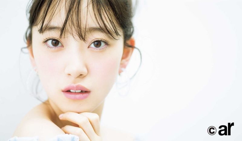 「ar」2017年8月号(堀未央奈/主婦と生活社)