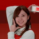 ディップ「バイトル」新CM 「カフェ」篇&「ブティック」篇&「着ぐるみ」篇の1シーン(出演:白石麻衣)