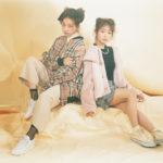 NMB48・村瀬紗英&=LOVE・大谷映美里(光文社「bis」2019年1月号)