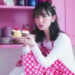 金村美玖(「bis」2019年5月号・可愛いマイルームを作るヒント)