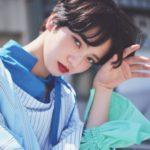小松菜奈(「bis」2018年7月号)