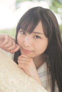 NMB48・梅山恋和(「B.L.T. SUMMER CANDY 2019」購入特典ポストカード)