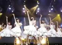 「C3 AFA Singapore」でシンガポール公演を行った乃木坂46(『裸足でSummer』)