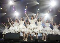 「C3 AFA Singapore」でシンガポール公演を行った乃木坂46(『太陽ノック』)