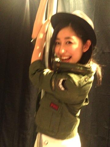 北川社長が乃木坂46斎藤ちはるを撮影も、やはりブレる