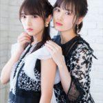 「CM NOW」Vol.194裏表紙(乃木坂46・与田祐希&山下美月)