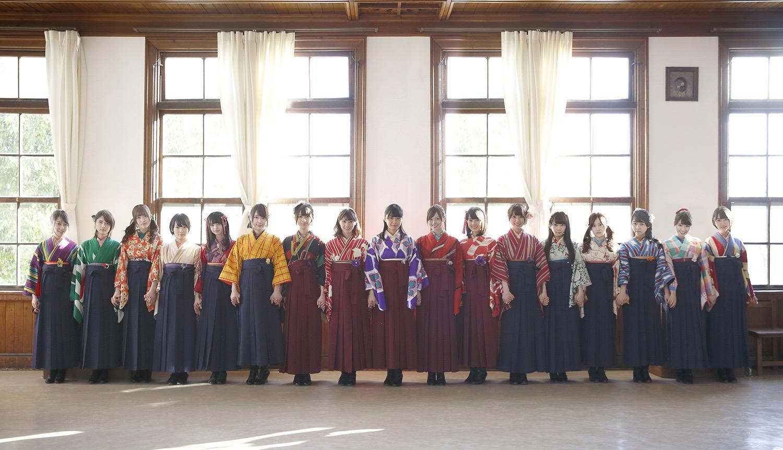 乃木坂46・14thシングル「ハルジオンが咲く頃」アーティスト写真