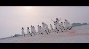 けやき坂46『期待していない自分』MVの1シーン