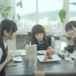 与田祐希、齋藤飛鳥、大園桃子(『地球が丸いなら』MV)
