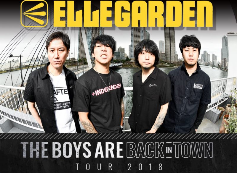 ELLEGARDEN official website