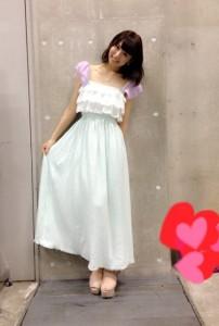 2014年6月21日神奈川個別握手会・衛藤美彩の私服