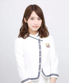 乃木坂46・衛藤美彩(17thシングル「インフルエンサー」アーティスト写真)
