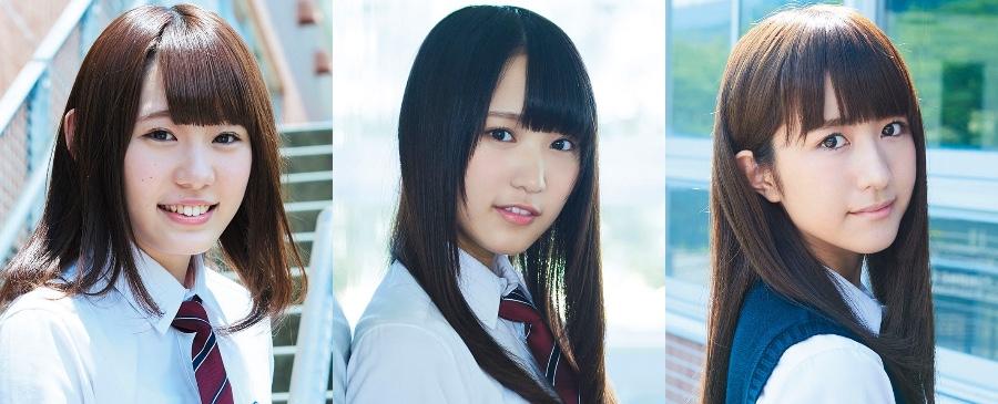 欅坂46がファミリーマート店内放送「ファミラジ」の9代目DJに、初回は小池美波・菅井友香・土生瑞穂が出演