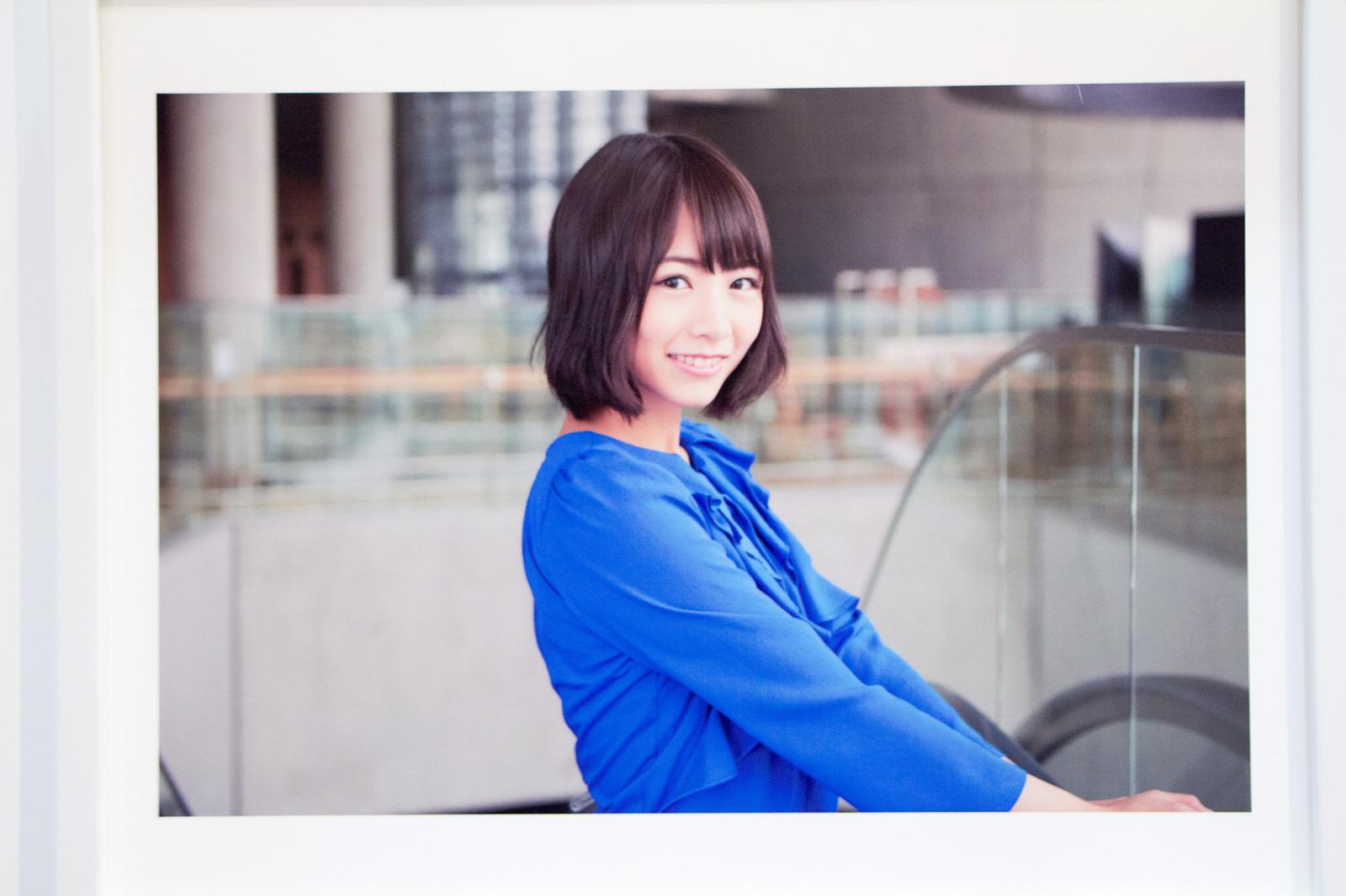 乃木坂46・2ndアルバム「それぞれの椅子」乃木展(北野日奈子)