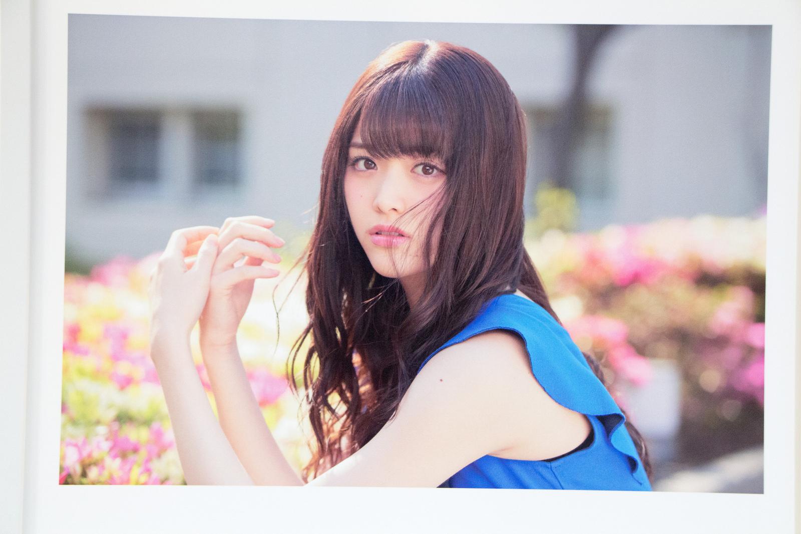 乃木坂46・2ndアルバム「それぞれの椅子」乃木展(松村沙友理)