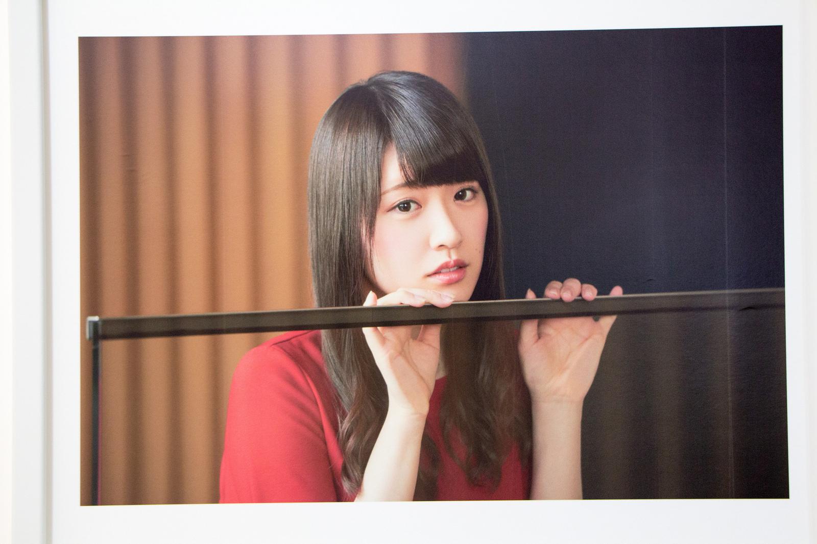 乃木坂46・2ndアルバム「それぞれの椅子」乃木展(高山一実)
