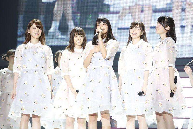 深川麻衣が地元静岡で感動のラストコンサート「乃木坂46の5年間は宝物」