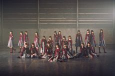 欅坂46・3rdシングル「二人セゾン」アーティスト写真