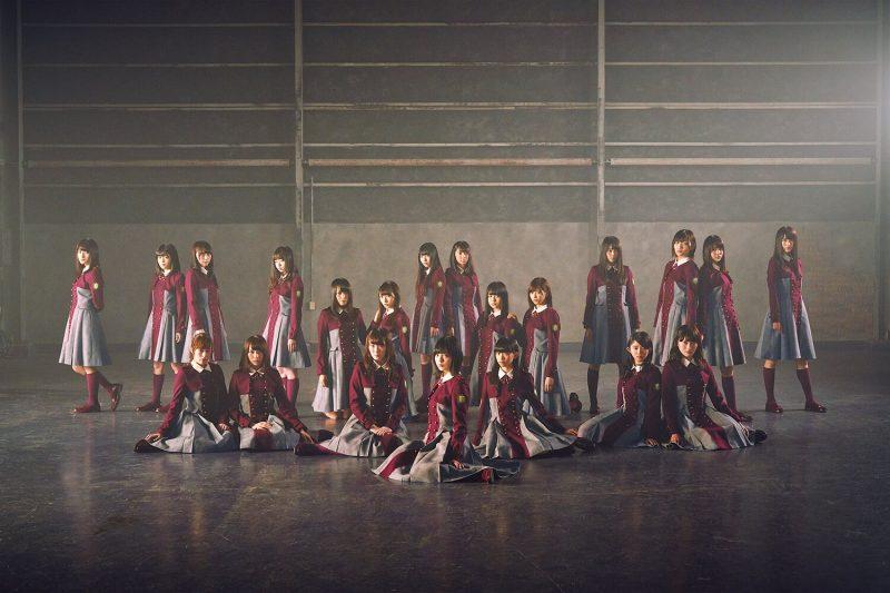 欅坂46が「LAGUNA MUSIC FES.2017」出演決定、メンバーのメッセージ動画をW公開