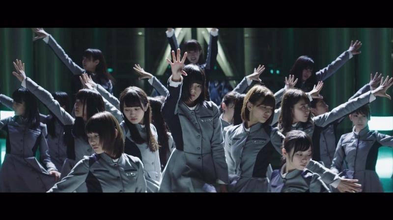 """欅坂46の""""かっこよさ""""を前面に表現『語るなら未来を…』のMVが公開、新宮良平が初監督"""