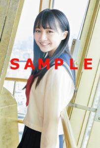 「graduation2018 中学卒業」限定ポストカード(NMB48・山本彩加/東京ニュース通信社)
