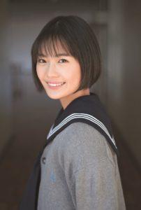 乃木坂46・清宮レイ(「graduation2019中学卒業」)