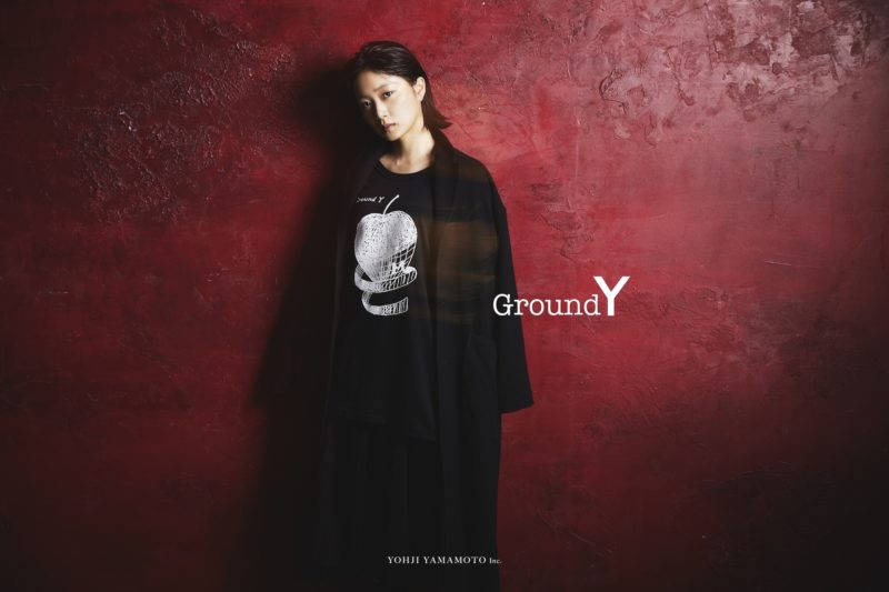 Ground Y × Mai Fukagawa 2nd Collection_1(モデル:深川麻衣)