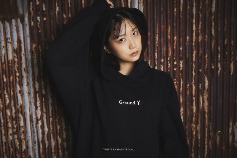 Ground Y × Mai Fukagawa 2nd Collection_2(モデル:深川麻衣)