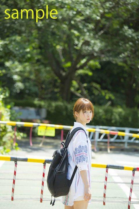 乃木坂46橋本奈々未1st写真集のタイトルが『やさしい棘』に決定