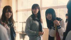 けやき坂46『僕たちは付き合っている』MVの1シーン