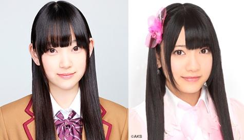 乃木坂46堀未央奈とSKE48小林亜実が偶然出会う | Nogizaka Journal