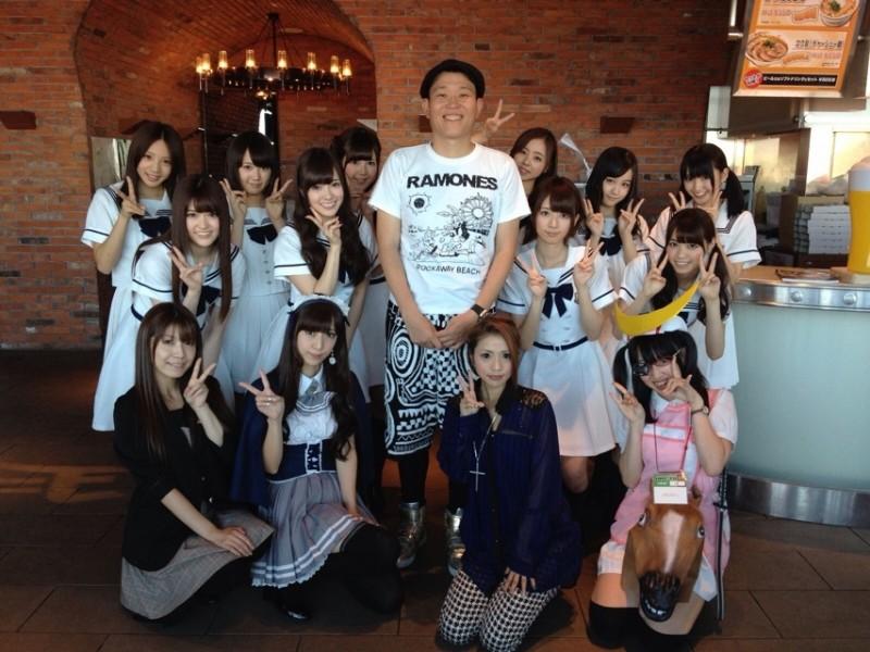 次回の「アイドル界隈」に乃木坂46が出演か