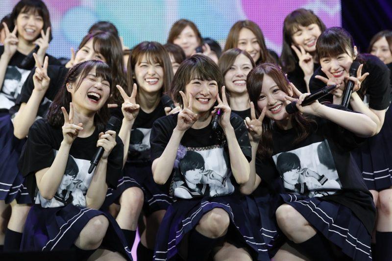 「乃木坂46生駒里奈卒業コンサート」(2018年4月22日・日本武道館)