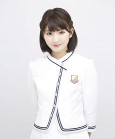 乃木坂46・井上小百合(17thシングル「インフルエンサー」アーティスト写真)