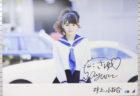 井上小百合(乃木坂46 1stアルバム「透明な色」発売記念、乃木坂駅)