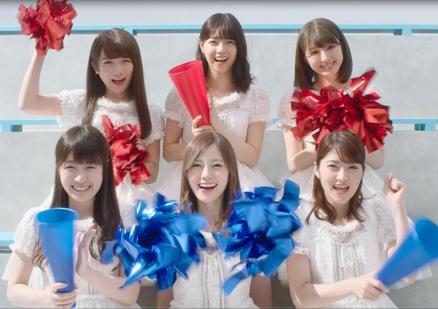 「乃木坂46×アイペット損保」WEB CM第3弾「応援」篇トップバナー