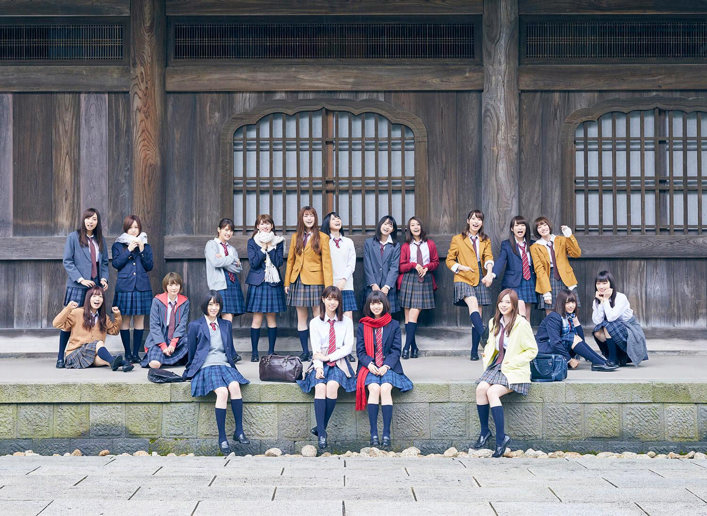 乃木坂46・19thシングル「いつかできるから今日できる」アーティスト写真